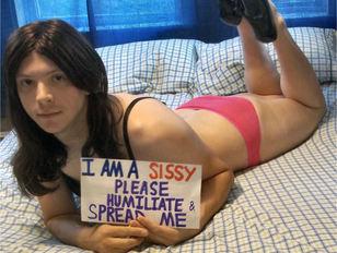Sissy Shawna Humiliated & Exposed