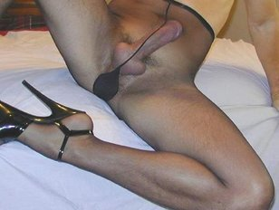 Pantyhose and High Heels