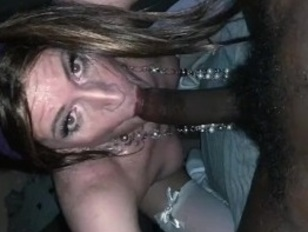 DEEP THROAT SISSY SUCKING