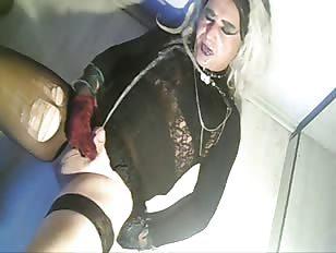 Kornelia Crossdressing Squirt Two