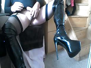 Sissy Cumming Again After being Butplugged