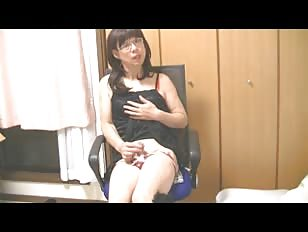 Japanese Crossdresser Sexy Ass and Dick