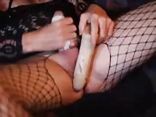 Amateur crossdresser fleshlight pleasure