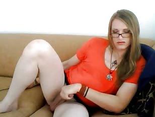 Cute Teen CD on Webcam