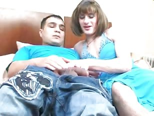 Sissy Guy Gets Ass Pumped Hard