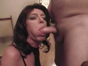 Deepthroat and Huge Facial