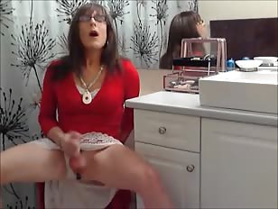 X-Mas Party Girl Is Solo Action