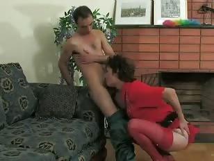 Horny CD maid wanna be fucked