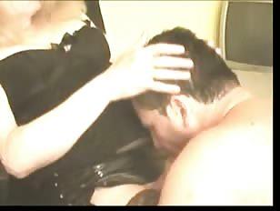 Sub Boy Gives Amazing Blowjob