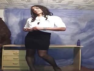 Sexy Crossdresser Babsi Streaps