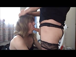 Fun with a New Sissy Lover