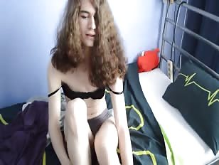 CD Newbie Sucks and Fucks For The First Time